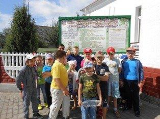 Экскурсия в Порозовское лесничество