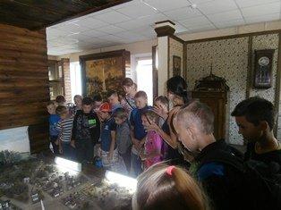 Экскурсия в г.Свислочь