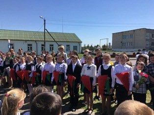 Митинг, посвящённый Великому празднику – Дню Победы.