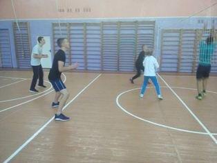 Товарищеская встреча по волейболу