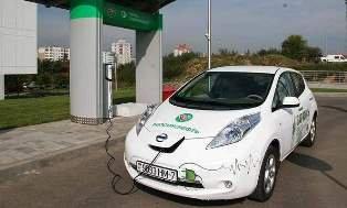 Использование электромобильного транспорта